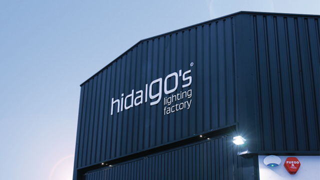 fábrica Grupo Hidalgo's en Beniflà