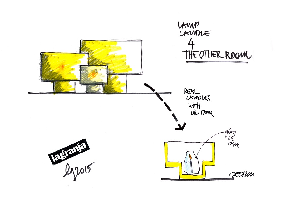 The other room, lagranja, designe