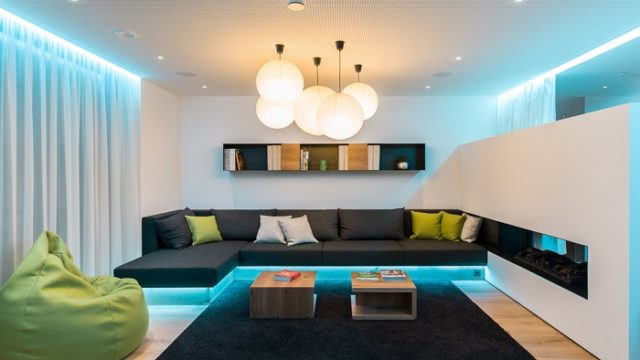 Loxone, Smart Home