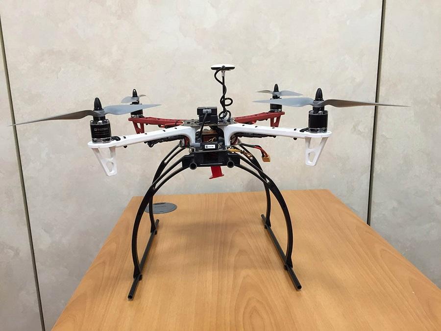 Drones, automatización, EXES