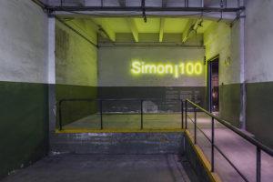 Red DOT, Simon 100, Designe