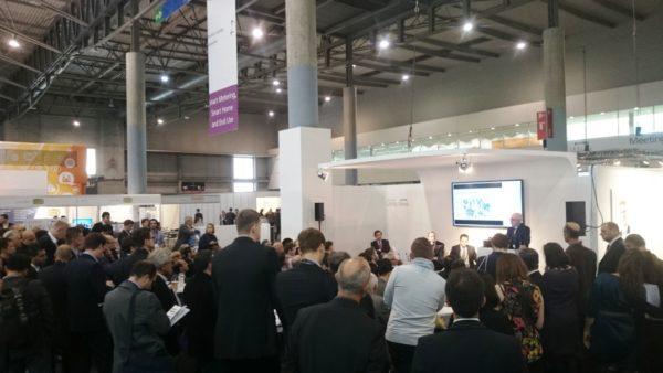 Vista general de la Hub Session, surante la presentación de los resultados finales del proyecto USmartConsume.
