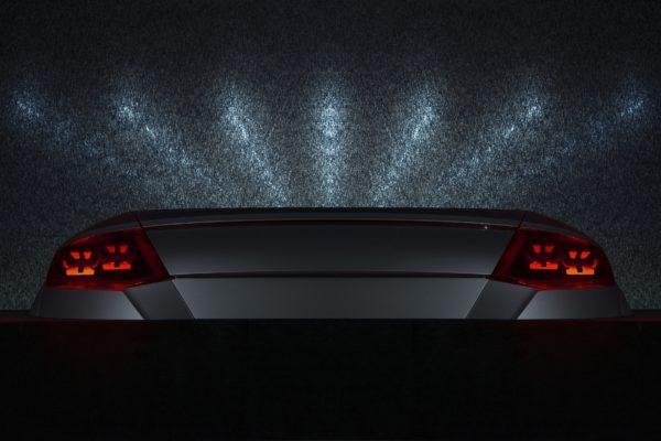 Luz trasera OLED de Osram en el Audi TT.