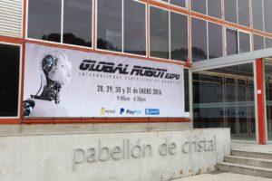 Global Robot Expo 2017 @ Madrid   Comunidad de Madrid   España