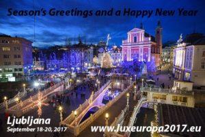 Lux Europa 2017 @ Grand Hotel Union | Liubliana | Ljubljana | Eslovenia