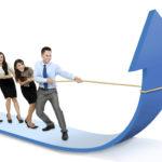 incremento , iluminación, resultados financieros
