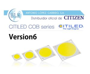 ALG, Citizen Electronics, LED COB