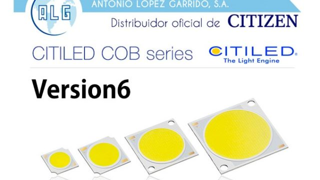 ALG, Citizen Electronics, LED COB