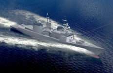 buque de combate