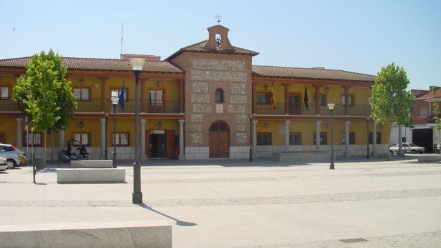 Ayuntamiento de San Martín de la Vega