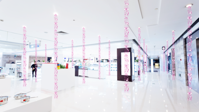 Gooee, Connected Lighting, Retail