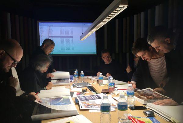 LAMP AWARDS first jury meeting 01