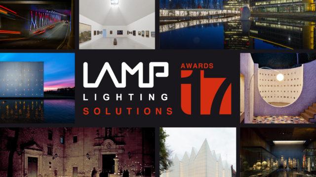 Lamp Lighting Solutions Awards 2017