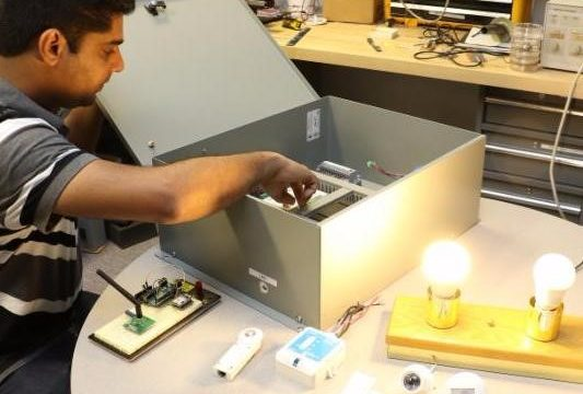 3D Components Printing, LRC, Lighting Research Center, education, , lighting, LED, 3D