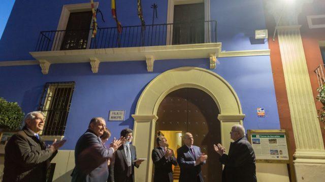 Stelaria, LED, ELT, iluminación, Torres de Berellén