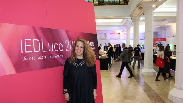 IEDLuce2017, iluminación, lighting designer