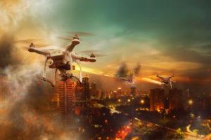 guerra maquinas, inteligencia artificial