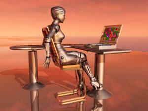 Robots, IA, Inteligent artificial,, IoT