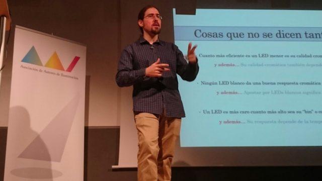 Ben Díaz, LED