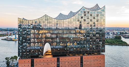 Elbphilharmonie, Zumtobel