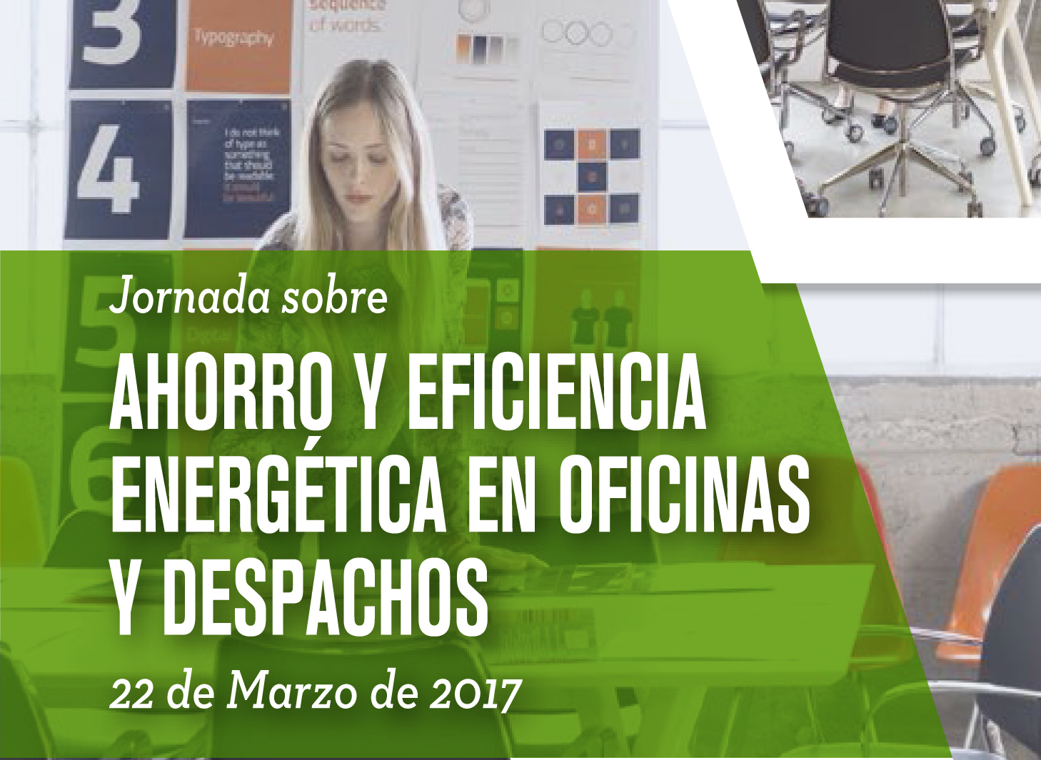 Jornada sobre ahorro y eficiencia energ tica en oficinas y for Oficinas y despachos madrid