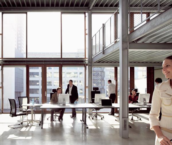 Madrid celebra una jornada sobre ahorro y eficiencia energ tica en oficinas y despachos smart - Oficina hacienda madrid ...