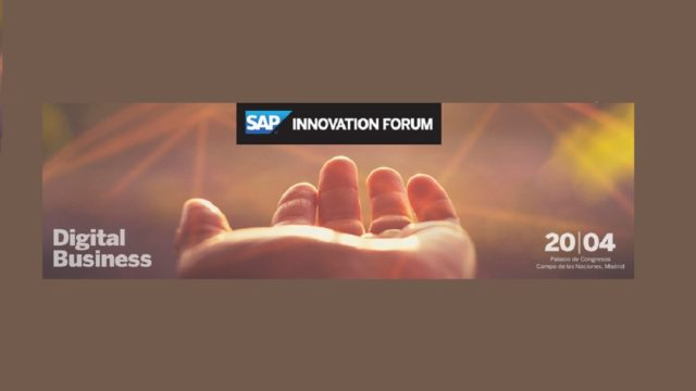 SAP Innovation Forum, digital