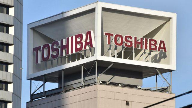 Thosiba, semiconductores