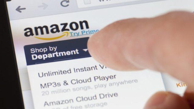 Amazon, distribución, pymes