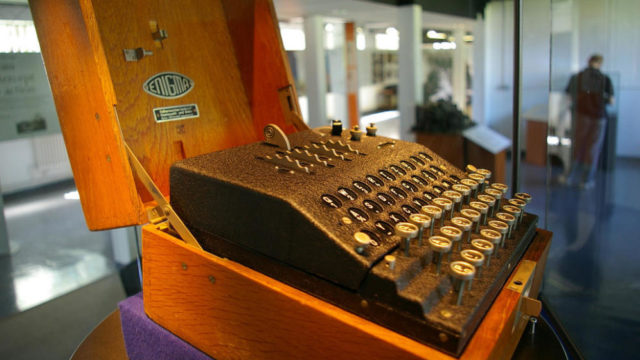 Alan Turing, S2, ciberseguridad