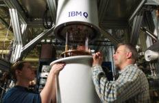 IBM, ordenador cuantico