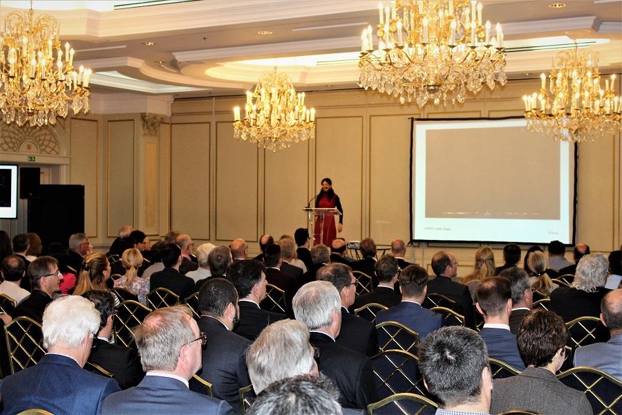 European Lighting Summit, Lighting Europe, Lighting, Silvia Leal