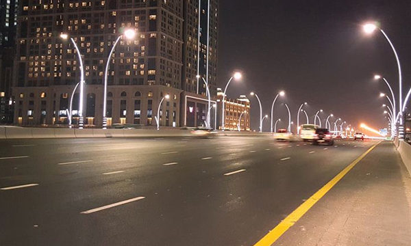 Dubai, LED, lighitng