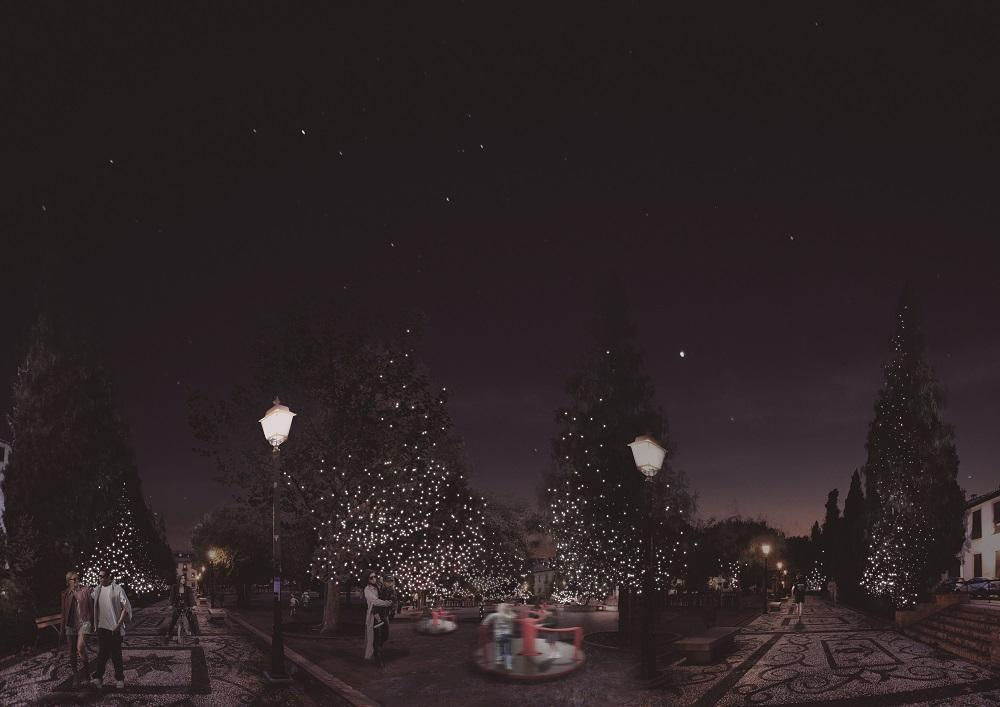 Navidad eres tú; de Cristina Aragón Malo, estudiante en Masterdia ETSAM Universidad Politécnica de Madrid, España