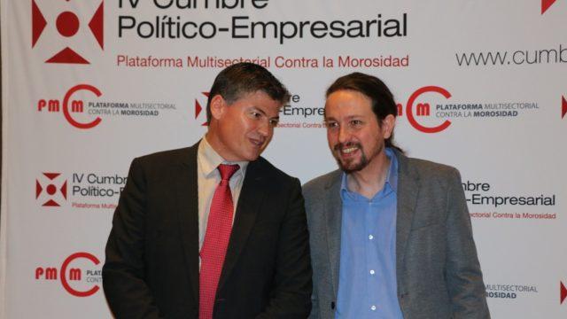 PMcM, Plataforma Multisectorial contra la Morosidad