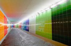 iluminación túneles, LED, Aifal