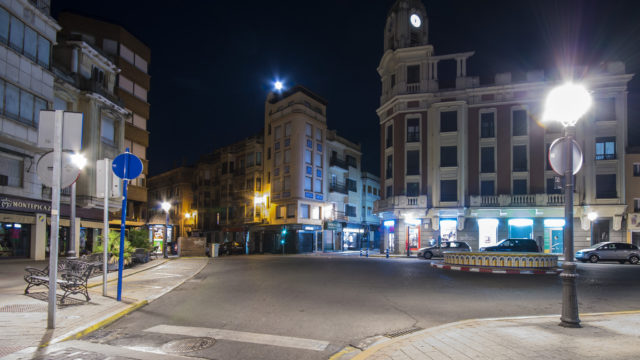 Talavera de la Reina, alumbrado publico, Philips Lighting Spain