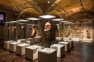 Museu de Cultures del Món, CICAT, iluminación