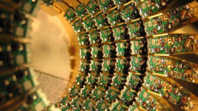 Google, ordenador cuántico