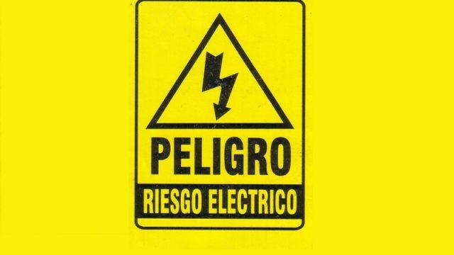 seguridad en el trabajo, seguridad eléctrica,