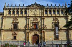 Universidad de Alcalá, LED, Ferrovial Servicios, iluminación, concurso