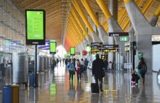 IoT, AENA, aeropuerto, licitación BOE