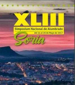 XLIII Simposium Nacional de Alumbrado del CEI @ Palacio de la Audiencia | Soria | Castilla y León | España