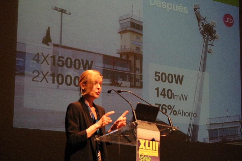 alumbrado publico, Simposium CEI, LED, Artesolar
