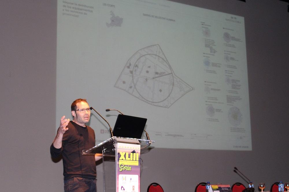 Victor Vilasarra, Simposium CEI, alumbrado público