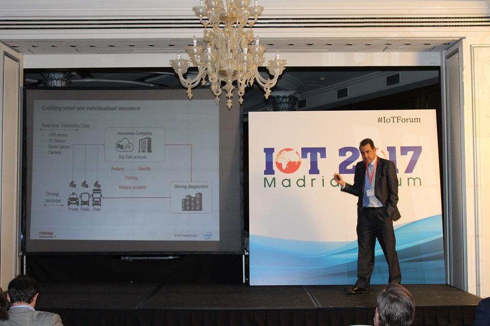 IoT, IoT Forum Madrid, B2B Spain