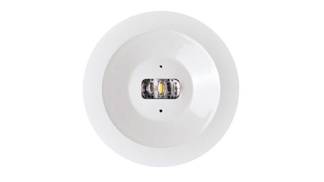 luminaria de emergencia, URA SPOT, Legrand, iluminación emergencia, LED,