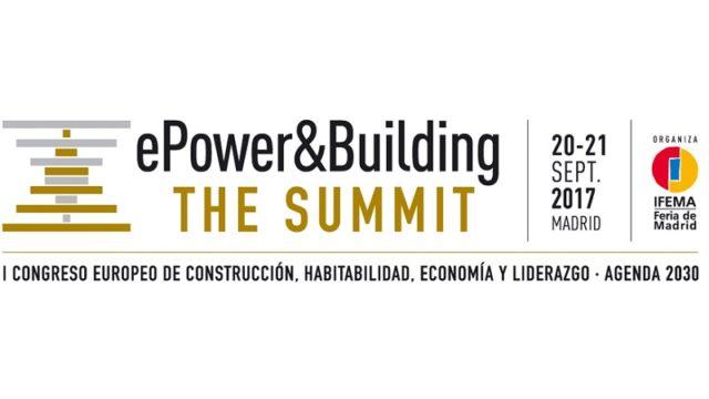 SUMMIT, IFEMA, Congreso, construcción