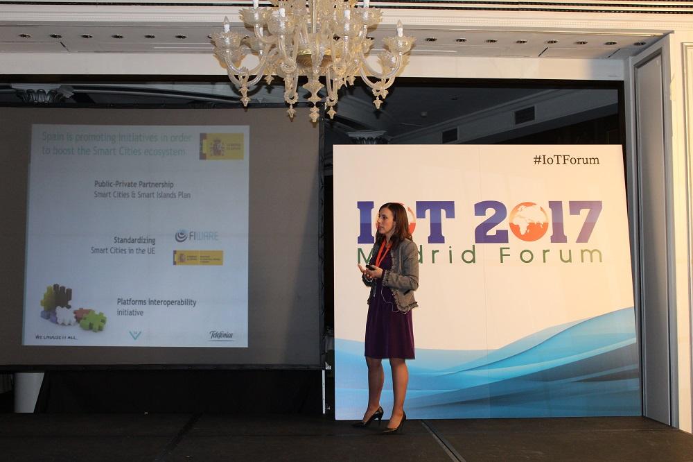 IoT, IoT Forum Madrid 2017