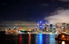 street lighting, LED, Australia